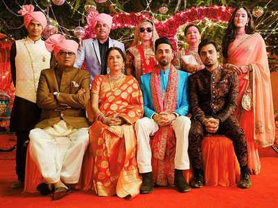 'SMZS': Ayushmann shares a family portrait