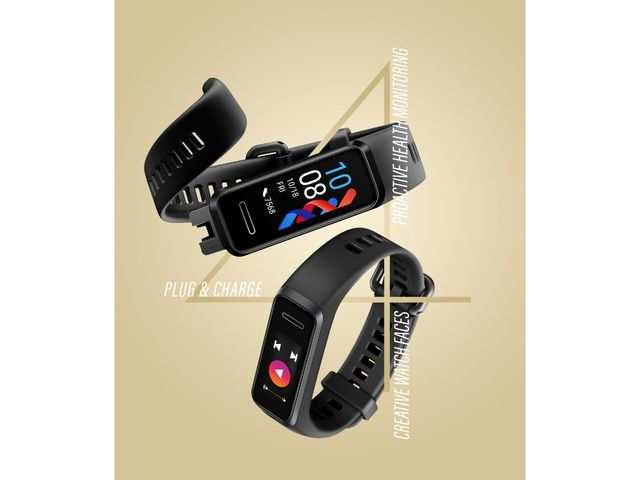 Huawei launches Band 4 at Rs 1,999