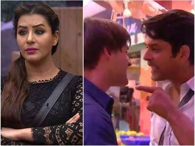 Sid is jealous of Asim: BB 11's Shilpa Shinde