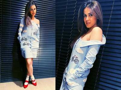 Genelia looks pretty in these Instagram pic
