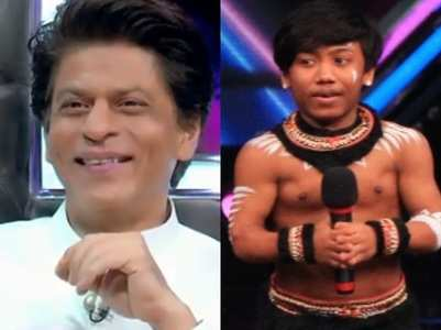 SRK wants AbRam to watch this dance act