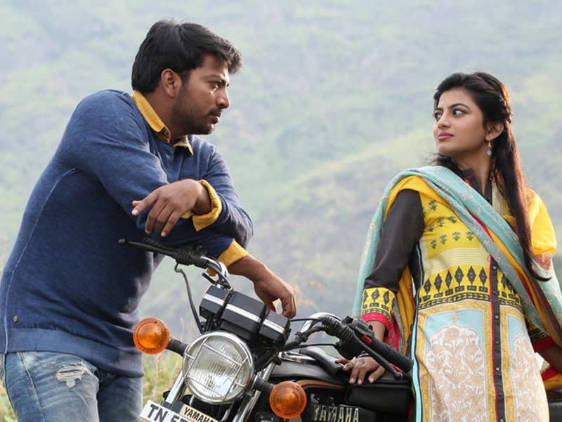 Audio launch date of Kalaiyarasan and Anandhi's film revealed