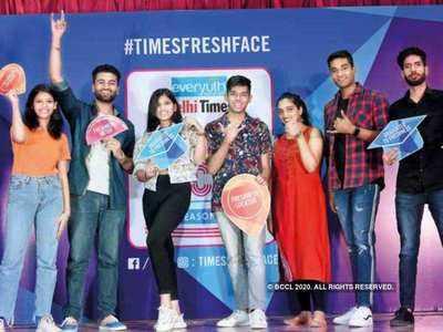 MEET THE SEMI-FINALISTS: (L-R) Hardeep Kaur, Bhavya Rajdogra, Diwanshi Kandyal, Aakarsh Kawatra, Shivalika Singh, Manav Aggarwal and Pulkit Kohli