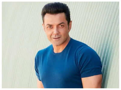 Unseen photos of Bobby Deol you cannot miss!