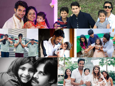 #GirlChildDay: Tollywood celebs with daughters