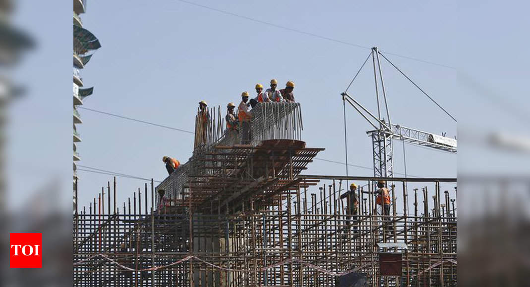 Growth slowdown in India temporary, expect momentum to improve going ahead: IMF chief - Times of India