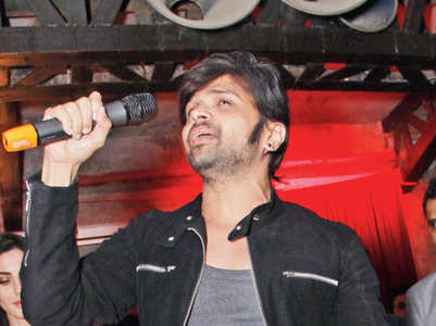Exclusive! Himesh on Bollywood remixes