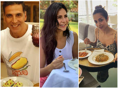 Celebs & the food recipes they swear by