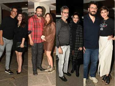 Photos: Celebs attend Goldie Behl's bday bash