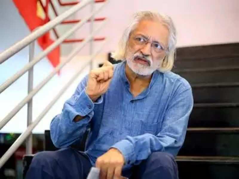 File photo of awarding-winning documentary filmmaker Anand Patwardhan