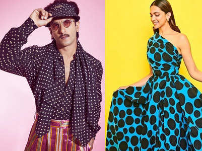 Is Ranveer's shirt inspired by Deepika?