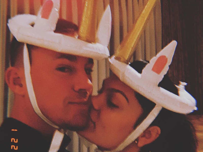 Channing Tatum and Jessie J are back together?