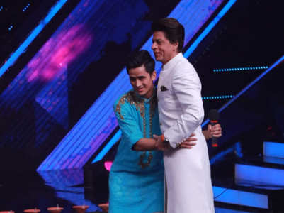 Dance+ 5 contestant inspires Shah Rukh Khan