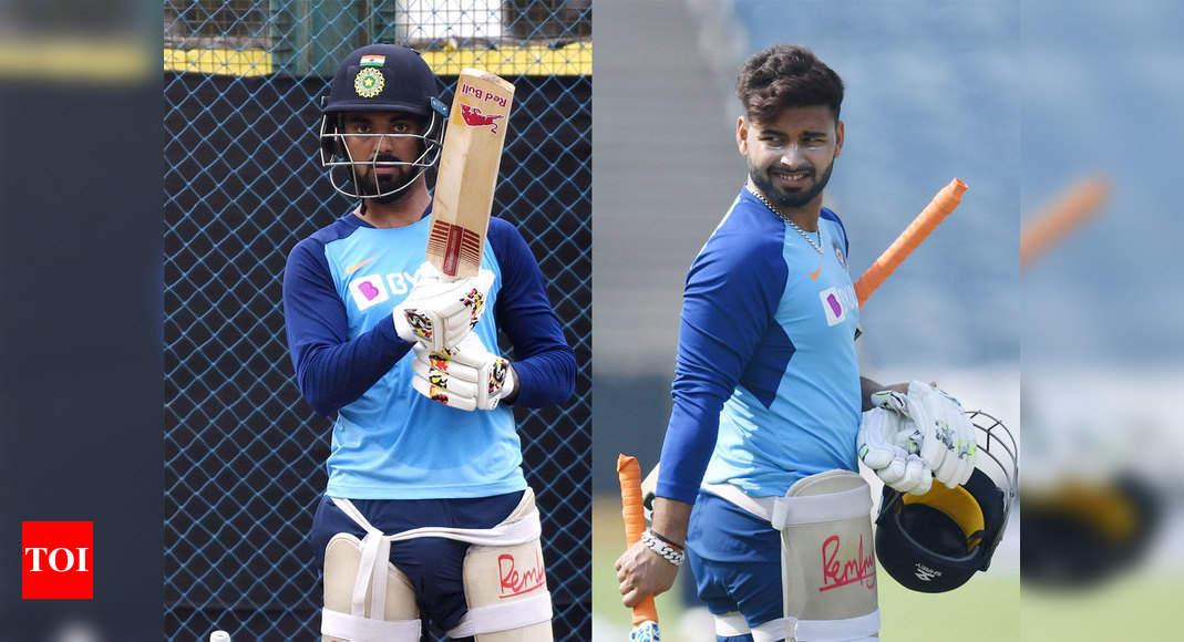 Sourav Ganguly opens up on KL Rahul-Rishabh Pant wicket-keeping debate
