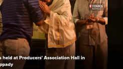 FEFKA Directors' Union short film fest's award ceremony in Kochi