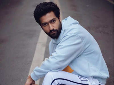 10 stylish photos of Vicky Kaushal