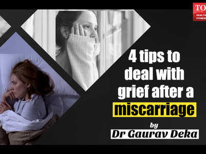 4 tips to deal with grief after a miscarriage