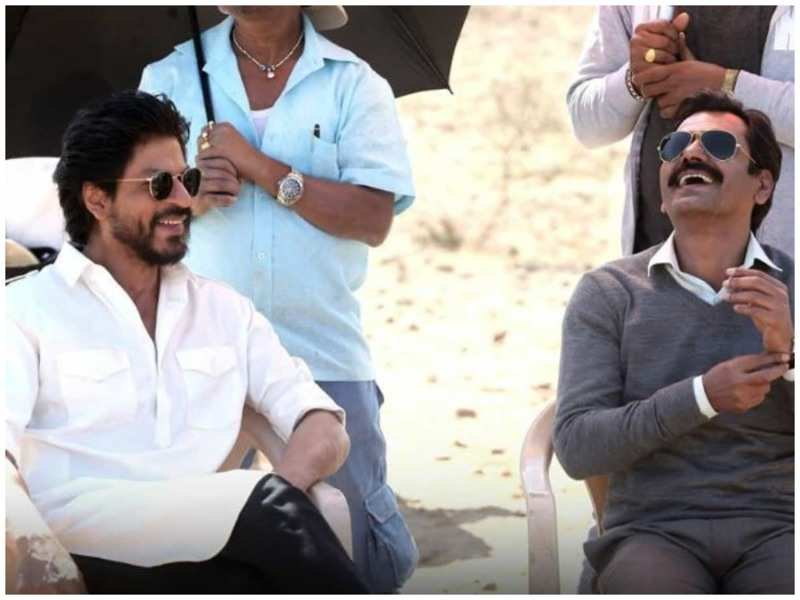 A still from Raees