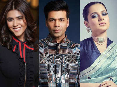 Ekta, KJo, Kangana react to Padma Shri wins