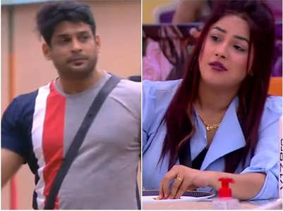 BB13: Sid asks Shehnaz to not speak to him