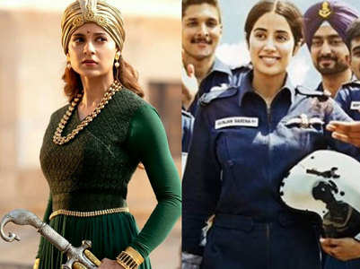 Actresses who played brave women in uniform