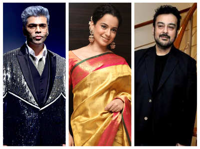 Kangana,KJo and others on Padma Shri Awards