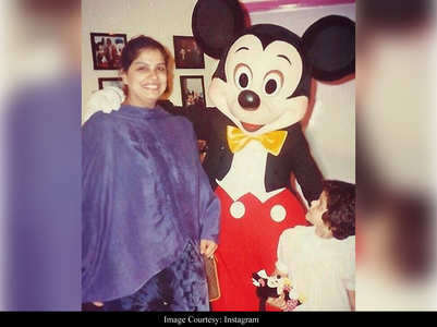 Anshula pens a heartfelt note for her mother