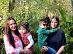 Ekta Kapoor's son Ravie's first birthday party