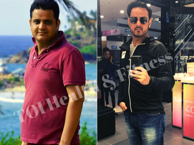 This guy lost 16 kilos by following Keto diet
