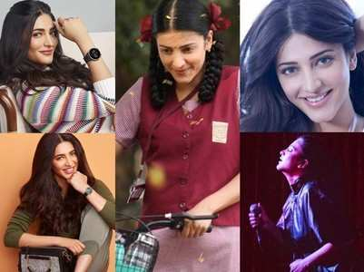 Five interesting facts about Shruti Haasan