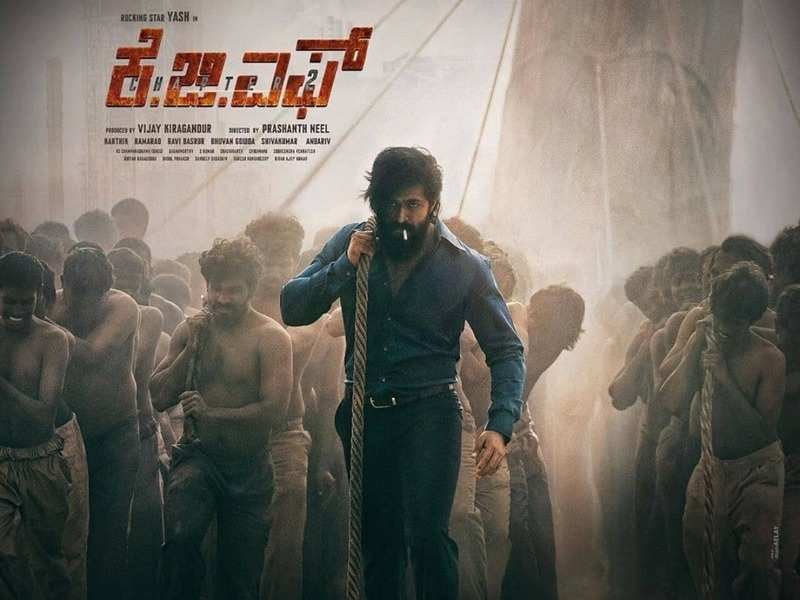 'KGF: Chapter 2' last stage shooting to take off in Hyderabad