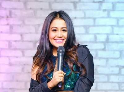 Neha Kakkar makes her Marathi singing debut with Karaar Premache in Makeup