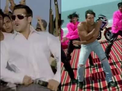Salman's famous hook steps for dance parties