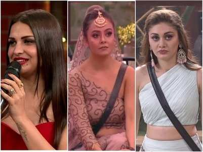 Himanshi, Devoleena to re-enter Bigg Boss 13