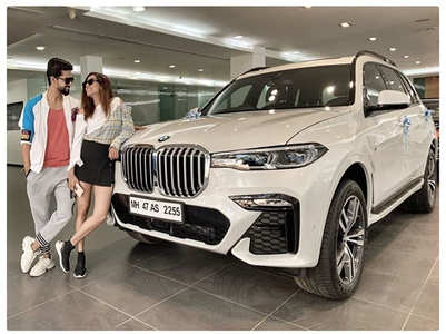 Ravi-Sargun buy a swanky new BMW