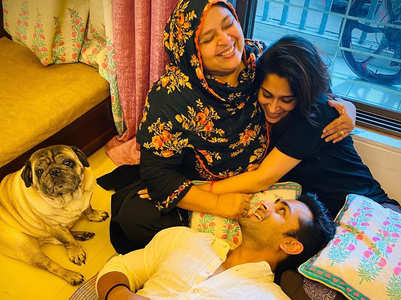 Dipika's pic with mom-in-law is too sweet