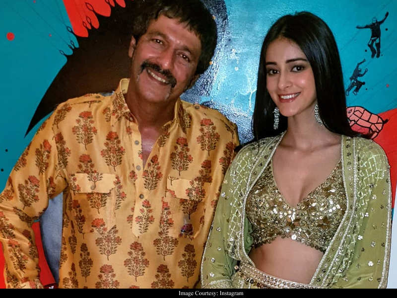 Chunky Panday has THIS to say about daughter Ananya's viral comment about his 'struggle' and him not being a part of Karan Johar's chat show