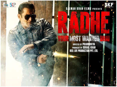 Salman's 'Radhe' to have VFX-laden climax