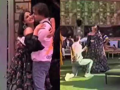 BB13: Asim Riaz proposes to Himanshi Khurana