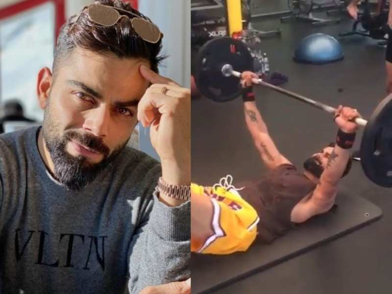 Virat Kohli's fitness routine sets the bar high for others