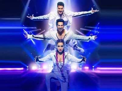 Varun-Shraddha's 'Street Dancer' earns Rs 4.25