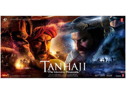 Tanhaji BO day 18: Ajay starrer mints Rs.4 cr