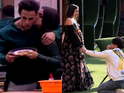 BB13: A look at Asim-Himanshi's love story