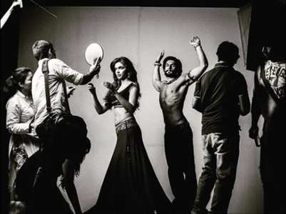 DeepVeer's throwback picture from 'Ram-Leela'