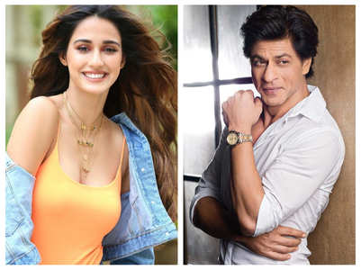 Disha wants go on a coffee date with SRK