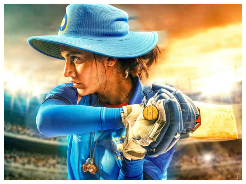 'Shabaash Mithu' first look poster: Taapsee Pannu as Mithali Raj is sure to win your heart!
