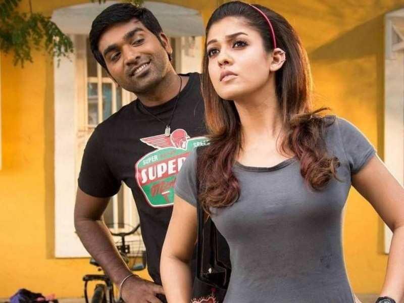 'Naanum Rowdy Dhaan' duo Nayanthara and Vijay Sethupathi to romance again?