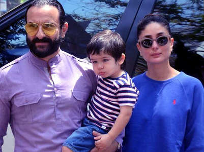 Taimur emotionally blackmails Saif-Kareena?