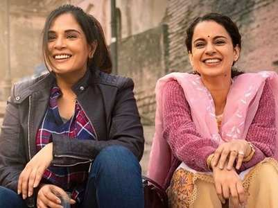 Richa on her equation with Kangana