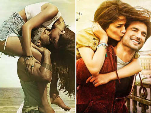 Malang To Raabta Bollywood Films With Steamy Underwater Kissing Scenes The Times Of India